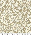 Home Decor 8\u0022x8\u0022 Fabric Swatch-Waverly Dashing Damask SD Gold