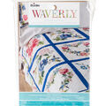Stamped Embroidery Quilt Blocks 15\u0022X15\u0022 6 Pack-Waverly Charmed
