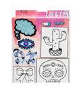 Pretty Twisted Crafts Fab & Fun Patch DIY Kit