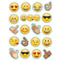 Creative Teaching Press Emoji Stickers 12 Packs