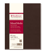 Strathmore Soft Cover Journal Book With 64 Pages 7.75''x9.75'', , hi-res