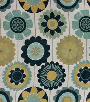 "Richloom Studio Multi-Purpose Decor Fabric 54""-Westdale/Peacock"
