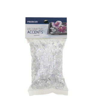 Panacea Products Clear Acrylic Gems-6 oz