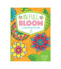 Leisure Arts-In Full Bloom Coloring Book