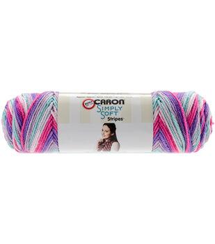 Caron Simply Soft Stripes Yarn