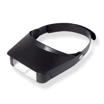 Carson Optical Magnivisor Magnifying Head Visor