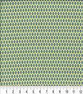 Keepsake Calico Cotton Fabric -Caracas Azure