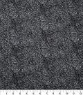 Keepsake Calico Cotton Fabric 43\u0027\u0027-Black Pixels