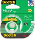 3M Scotch Magic Tape-3/4\u0022x300\u0022/Matte