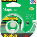 3M Scotch Magic Tape-3/4\u0022x300\u0022/Matte