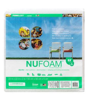 """NuFoam Pad - 22""""x22""""x2"""" thick"""