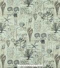 Covington Multi-Purpose Decor Fabric 55\u0027\u0027-Smoke Dalton