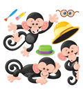 TREND enterprises, Inc. Monkey Mischief Bulletin Board Set, 2 Sets