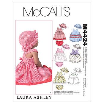 McCall's Infants Dress-M4424