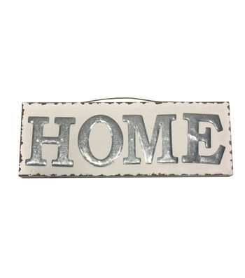 Simply Spring Metal Sign Wall Decor-Home