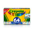 Crayola 64 pk Ultra-Clean Broad Line Washable Markers-Assorted