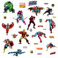 York Wallcoverings Wall Decals-Marvel Classics