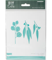 "Kaisercraft Decorative Die-Gum Leaves 1"" To 3.25"", , hi-res"