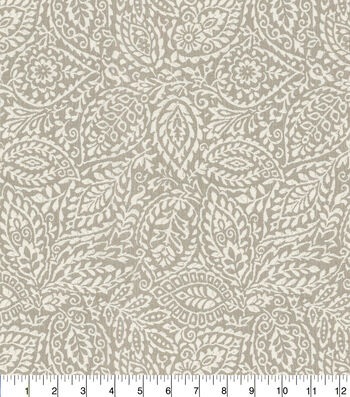 """Waverly Upholstery Fabric 13x13"""" Swatch-Boutique Find Driftwood"""