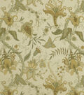 Home Decor 8\u0022x8\u0022 Fabric Swatch-Robert Allen Pontoise Mimosa Fabric