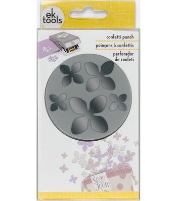 EK Tools Large Punch-Confetti Hydrangea