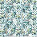 Premium Cotton Fabric-Fiesta Geometrics Patterns