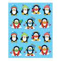 Carson Dellosa Penguins Shape Stickers 12 Packs