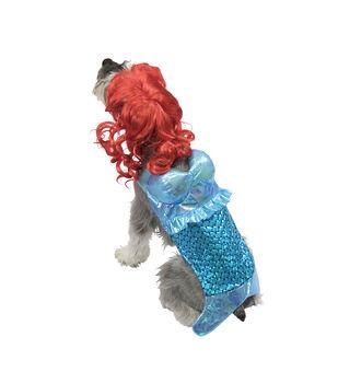 Maker's Halloween Pet Costume-Mermaid Medium