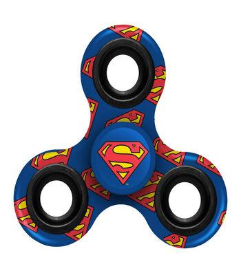 DC Comics Superman Diztracto Spinnerz-Three Way Fidget