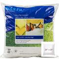 100% Polyester Filled \u0022Downlike\u0022 Pillow - 28\u0022 Square