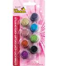 DecoArt Craft Twinkles Glistening Accents 8 Pot Paint Pot 4x2