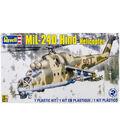 Plastic Model Kit-Mil-24 Hind Helicopter 1:48