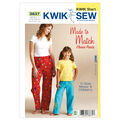 Kwik Sew Misses Pants-K3837