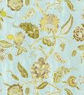 Waverly Print Fabric 54\u0022-Asian Myth/Shitake