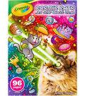 Crayola Coloring Book-Cosmic Cats