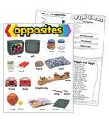 Opposites Learning Chart 17\u0022x22\u0022 6pk