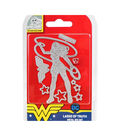 Character World DC Comics Wonder Woman Dies & Face Stamp-Lasso of Truth