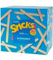 Loew-Cornell Craft Sticks, , hi-res