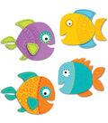 Fish Cut Outs 36/pk, Set Of 6 Packs