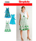 Simplicity Pattern 2886H5 6 8 10 12 -Simplicit