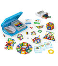 Geomag Education Kit, Shape & Space Panels