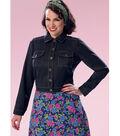 Butterick Pattern B6390 Misses\u0027 Jacket with Bust Pockets-Size 14-22