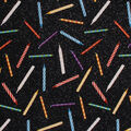 Celebration Cotton Fabric-Celebration Candles