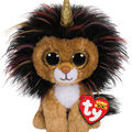 Ty Inc. Beanie Boos Regular Ramsey Lion with Horn