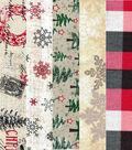 Pre-Cut Quilt Fabrics 18\u0022x21\u0022-Lodge