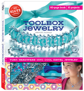 Toolbox Jewelry Book Kit
