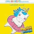 Little Makers Makit & Bakit Suncatcher-Unicorn