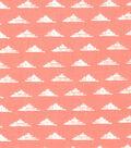 Quilter\u0027s Showcase Fabric -Triangle Geometric on Desert Flower