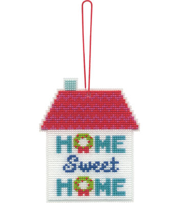 Stitch Kit Ornament-Home
