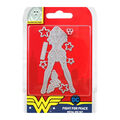 Character World DC Comics Wonder Woman Dies & Face Stamp-Fight for Peace